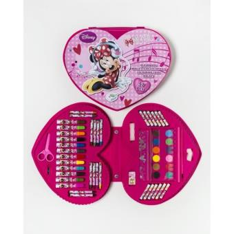 Minnie Malette De Coloriage Shaped 0004493 Kit Creatif Achat