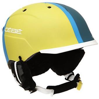 buy popular size 7 outlet online Cébé contest visor pro casque lime 58-62 cm - Protections du ...