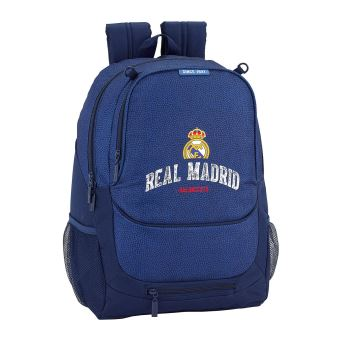 À Adaptable Sac Real Madrid Dos 32x44x16 Cartable Basket qwtAHPZ