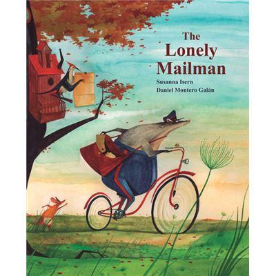 The Lonnely Mailman - [Livre en VO]
