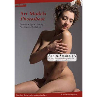 Art Models Photoshoot Adhira 1A Session - [Livre en VO]