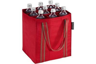 Sac REISENTHEL bottlebag red stripes