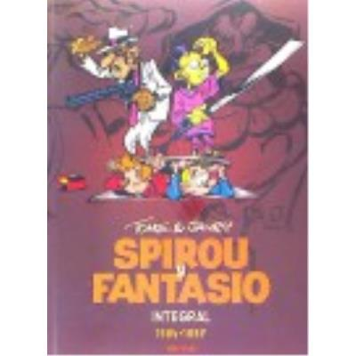 Spirou Y Fantasio Integral 14: Tome Y Janry (1984-1987) - Tome, Janry
