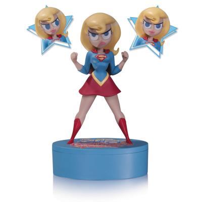 DC Comics - Boîte de rangement Supergirl 19 cm