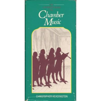 The Listener's Guide to Chamber Music (The Listener's guide series)