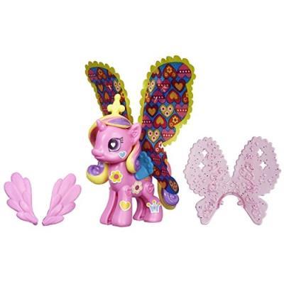 Hasbro b0371eu4 mon petit poney pop avec des ailes cul.