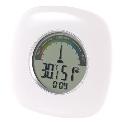 Thermomètre hygromètre digital LCD