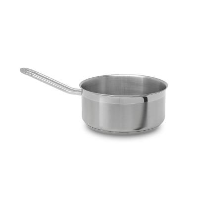 Silampos - Casserole 18 Cm Professionnelle Inox Induction