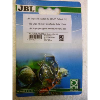 Clips metal pr reflecteur t8 jbl