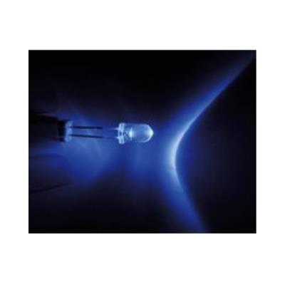 10 LED 3 mm hyper lumineuses bleues