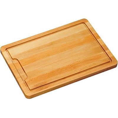 Kesper 85101 planche à découper hêtre brun 40 x 28 x 2 cm