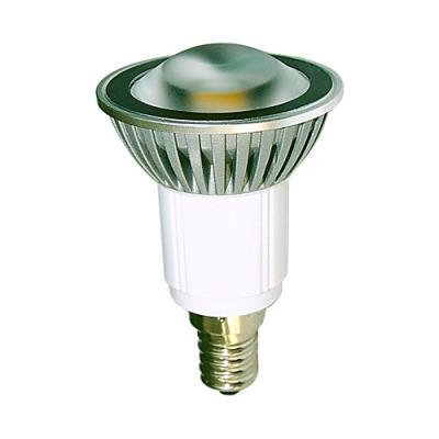 Spot LED E14 5W 220V - Puissance et Grand angle (Teinte de l'éclairage :Blanc chaud)