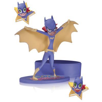 DC Comics - Boîte de rangement Batgirl 17 cm