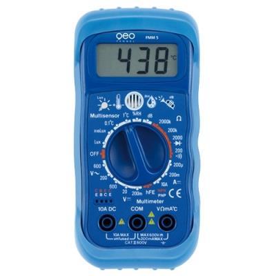 Multimètre Multicapteur 5 En 1 Fmm 5 Geo Fennel 800600