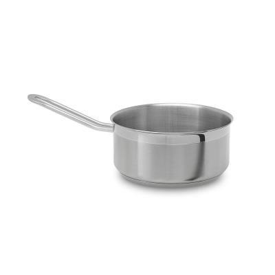 Silampos - Casserole 20 Cm Professionnelle Inox Induction