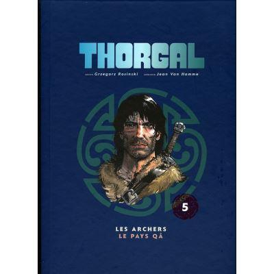 Intégrale Collector Thorgal - Double album - Volume 5 : Les archers / Le pays Qâ