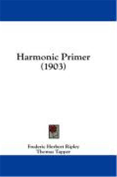 Harmonic Primer (1903)