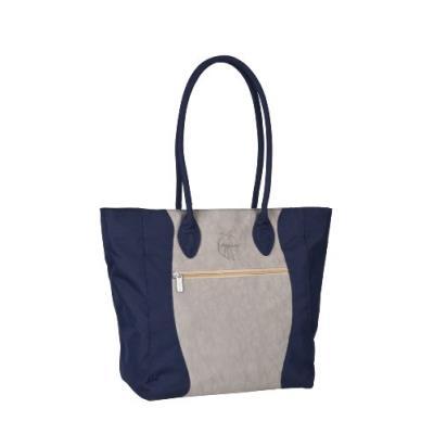 Lässig sac à langer casual tote bag - navy - nouveau dessin