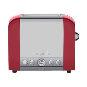 Magimix Le Toaster 2 - grille-pain - rouge