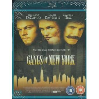 GANGS OF NEW YORK (BD) (IMP)