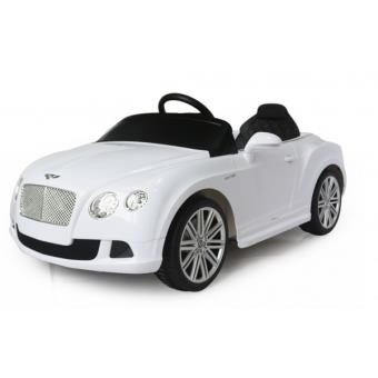 voiture lectrique blanc bentley gtc achat prix fnac. Black Bedroom Furniture Sets. Home Design Ideas
