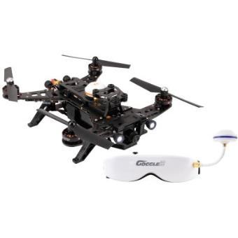 Xciterc 15003650 fpv racing quadrirotor runner 250 - fpv-drone rtf avec caméra...
