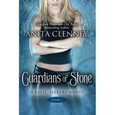 Guardians of Stone (The Relic Seekers) - [Livre en VO]