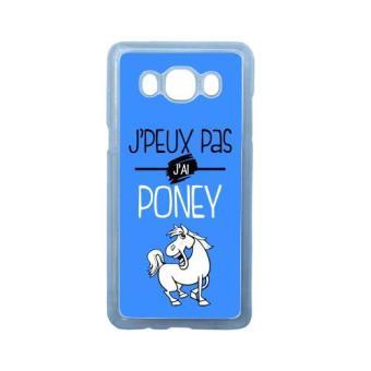 coque samsung j3 2016 poney