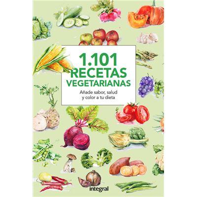 1.101 Recetas Vegetarianas - [Livre en VO]