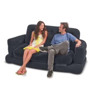 Sofa canape convertible gonflable 2 places axipop achat for Prix canapé convertible 2 places