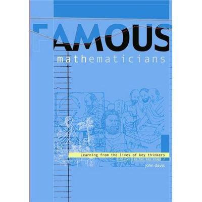 Famous Mathematicians: Primary Maths Activities - [Livre en VO]