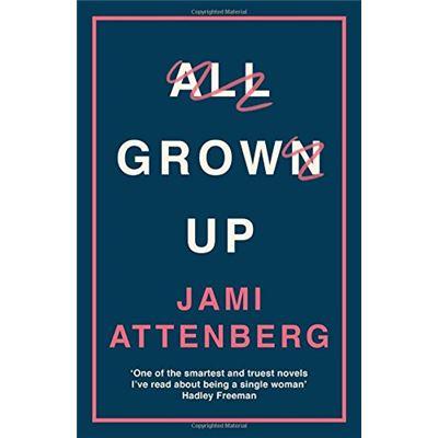 All Grown Up - [Livre en VO]