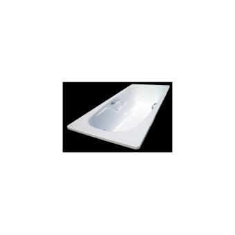 Baignoire Acier Emaille Maia 170 X 75cm Installations Salles De