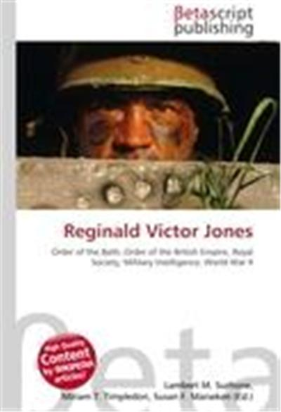 Reginald Victor Jones