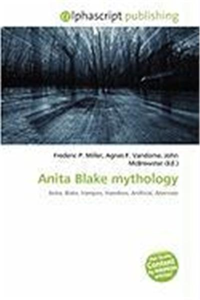 Anita Blake Mythology
