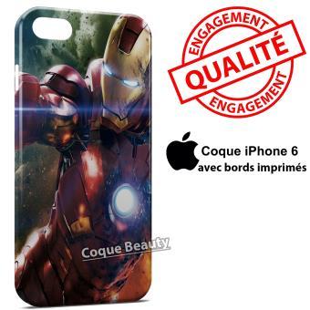 coque iphone 6 iron man