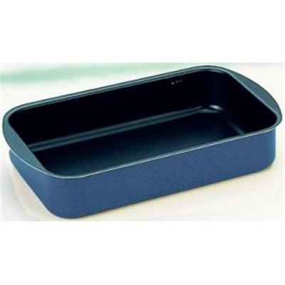 IBILI - Ustensiles et accessoires de cuisine - plat a rôtir bleu 40x27x6 cm ( 3300-40-6 )
