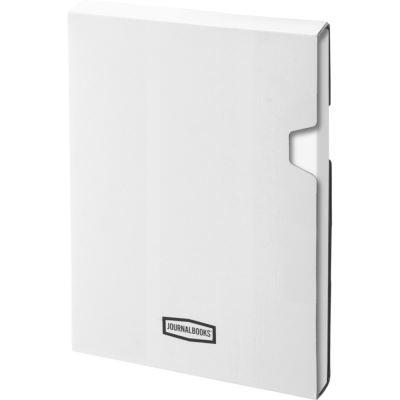 JournalBooks - Carnet Cuppia (Taille unique) (Noir/ Gris) - UTPF597