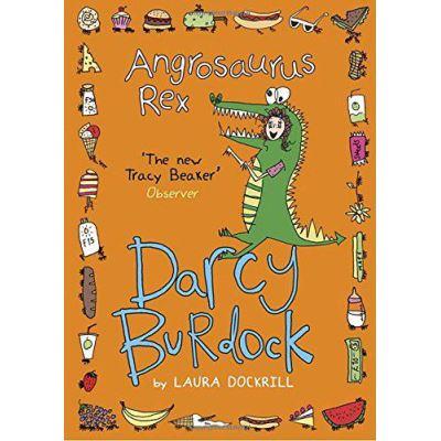 Darcy Burdock: Angrosaurus Rex (Darcy Burdock 5) - [Version Originale]