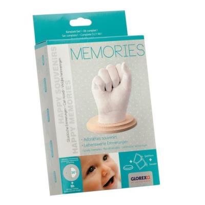 GLOREX Kit de Moulage Memories