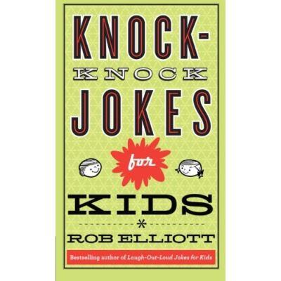 Knock-Knock Jokes for Kids - [Version Originale]