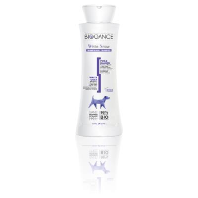 Biogance - Shampooing White Snow Poils Blancs pour Chien - 250ml