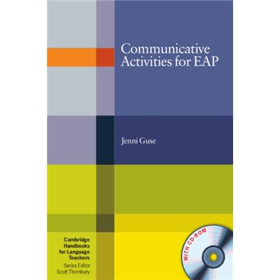Communicative Activities For Eap With Cd-Rom (Cambridge Handbooks For Language Teachers) (Paperback)