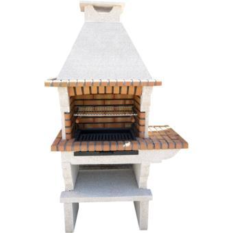 barbecue en pierre reconstitu e et brique achat prix fnac. Black Bedroom Furniture Sets. Home Design Ideas