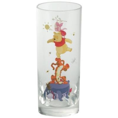 Spel - 4752 - ameublement et décoration - verre jus de fruit - disney winnie the pooh acrylique - 36 cl