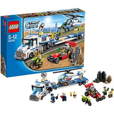 Lego City - 60049 - Le transport de l'hélicoptère