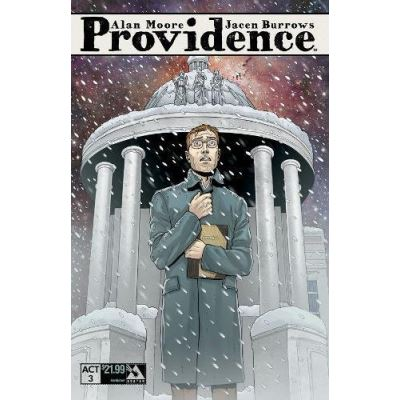 Providence Act 3 Limited Edition Hardcover - [Livre en VO]