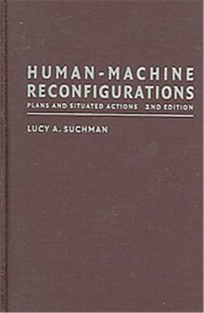 Human And Machine Reconfigurations