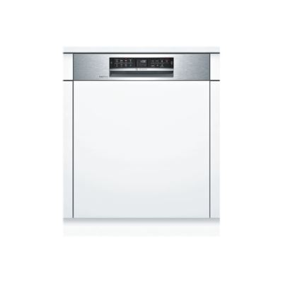 Bosch Serie | 6 SuperSilence SMI68IS00E lave-vaisselle - intégrable - inox