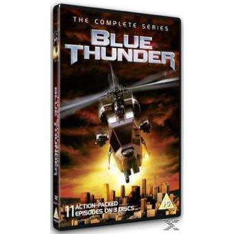 BLUE THUNDER (3DVD) (IMP)